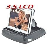 BW faltbar Digital TFT LCD Auto Rear View Backup Monitor