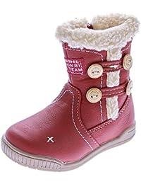 Magnus - zapato de media caña Niñas , color rosa, talla 25