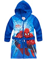 product spiderman fleece dressing gown