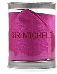 Sir Michele Pink Tie Hanky Set