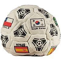 Vuelo Clipper Hacky Sack Copa del Mundo–Negro logotipos