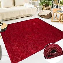 Tappeti da salotto rosso - Tappeti soggiorno amazon ...