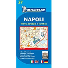 Napoli (Naples) - Michelin City Plans