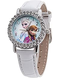 Disney Kinder-Armbanduhr Analog Quarz FROZ5