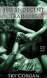 His Indecent Training 3 (BDSM Erotic Romance) (English Edition)