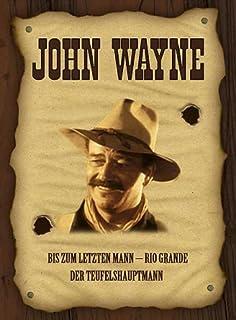 John Wayne - Bis zum letzten Mann / Rio Grande / Der Teufelshauptmann [3 DVDs]
