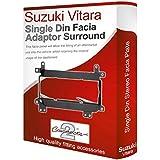 Suzuki Grand Vitara avec radio stéréo Adaptateur Autoradio Façade CD PaNNEAU DE GARNITURE DE PLAQUE