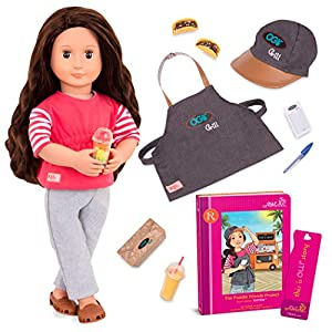 Our Generation- Muñeca Deluxe 46 - Rayna (Battat BD31215Z)