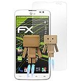 atFolix Bildschirmfolie für LG G Pro Lite Spiegelfolie, Spiegeleffekt FX Schutzfolie