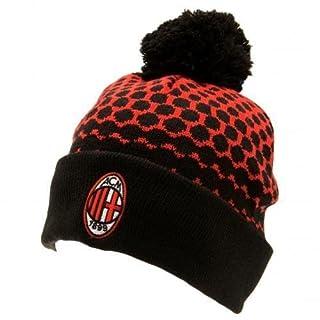 A.C. Milan FC Football Club Adult Ski Hat FD Gift Present Birthday Souvenir