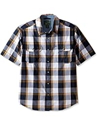Woolrich Men's Midway Yarn Dye Shirt