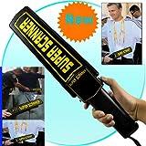 Diswa Performance Hand-Held Metal Detector Super Scanner