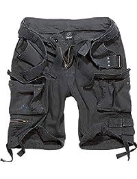 9834cd4ac6dc5a Brandit Savage Vintage Gladiator Short Inclusive Gürtel, viele Farben, auch…