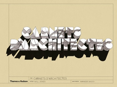 Carnets d'architectes par Will Jones