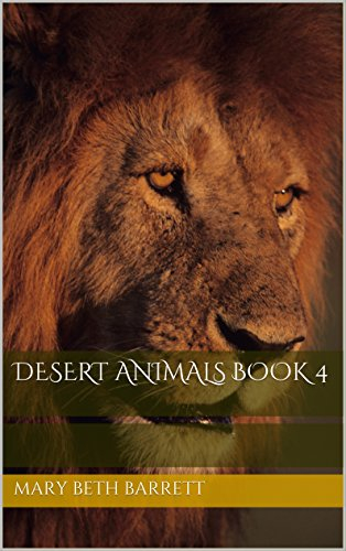 Desert animals book 4 fun fascinating facts ebook mary beth desert animals book 4 fun fascinating facts by barrett mary beth fandeluxe Images