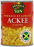 Tropical Sun Jamaican Ackee 540g (Pack of 6)