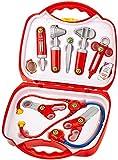 Theo Klein 4383 - Arztkoffer 10-teilig, 27cm, Spielzeug