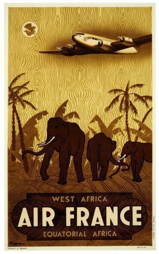 vintage-1946-air-france-fly-to-west-africa-large-advertising-poster