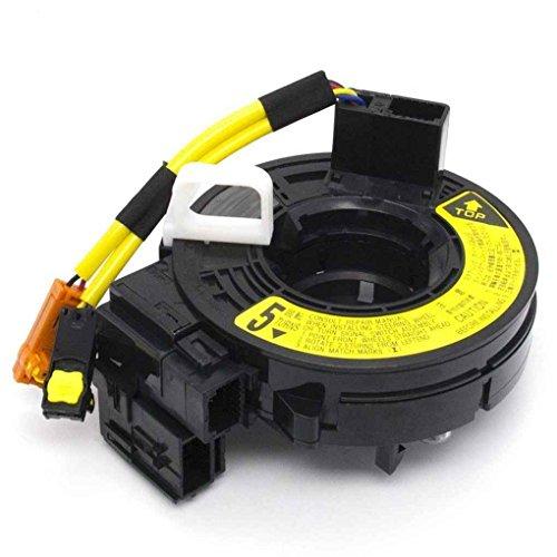 Meisijia Kunststoff-Airbag Spiralkabel Wickelfeder 84.306-58.011 Auto Airbag Spiralkabel Ersatz für Toyota Previa (Airbag-kabelbaum)