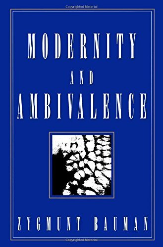 Modernity and Ambivalence by Zygmunt Bauman (1993-07-30)