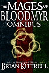 The Mages of Bloodmyr Omnibus: A Collection of Epic Fantasy Novels (English Edition)
