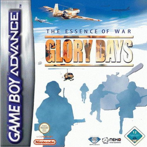 Flashpoint AG Glory Days - The Essence of War