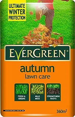 Evergreen 010014 3.5 kg Autumn Lawn Care Spreader
