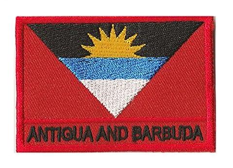Patch Flagge Antigua und Barbuda