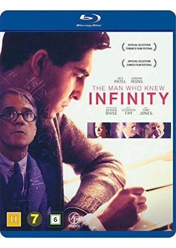 Die Poesie des Unendlichen / The Man Who Knew Infinity ( ) [ Dänische Import ] (Blu-Ray)