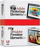 Produkt-Bild: Photoshop Elements 4.0 & Premiere Elements 2.0 Bundle englisch WIN