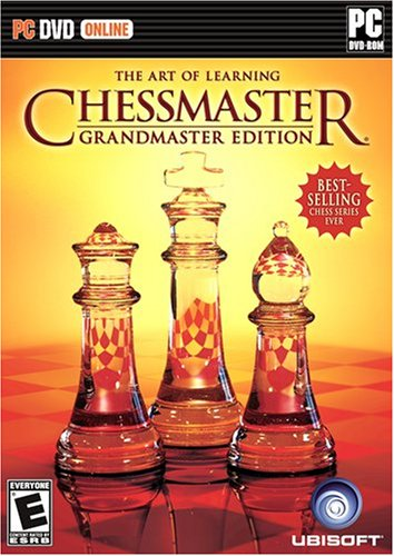 [UK-Import]Chessmaster Grandmaster Edition Game PC