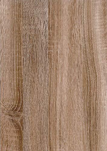 d-c-fix Klebefolie Folie Selbstklebefolie 200x45 cm Holzdekor Holzoptik (Sonoma Eiche hell)