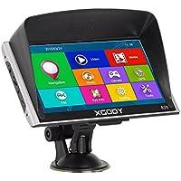 XGODY 7 Inch 256RAM 8 GB ROM 826 coche camión GPS Sistema de navegación con pantalla