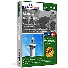 Dänisch-Businesskurs, DVD-ROM Dänisch-Sprachkurs mit Langzeitgedächtnis-Lernmethode. Niveau B2/C1. Integrierte Sprachausgabe mit über 3300 Audio-Vokabeln und Redewendungen