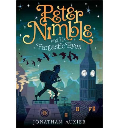[Peter Nimble and His Fantastic Eyes] [by: Jonathan Auxier]