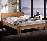 Hasena Oak Line Bett Modul 18 Lisio Füße Ronda 20 Eiche Natur 140x200