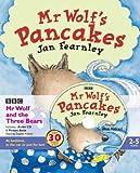Mr Wolf's Pancakes (Book & CD)