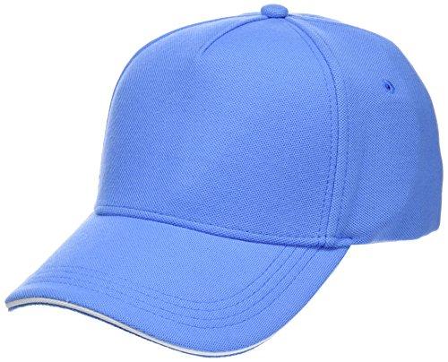 Tommy Hilfiger Herren Baseball Cap Pique, Blau (Regatta 487), One Size (Herstellergröße: OS)