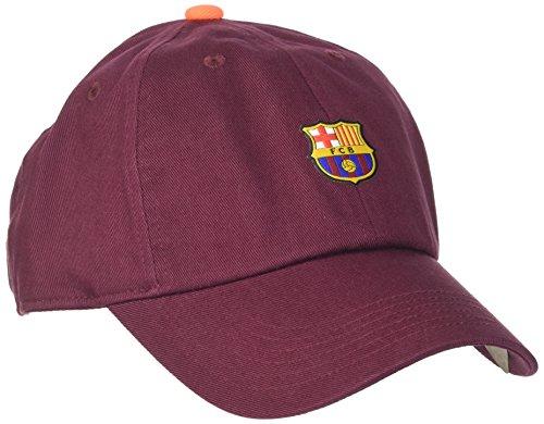 Nike infantil FC Barcelona Heritage 86Tapa, Night Maroon/Hyper Crimson/Hyper Crimson, One size Nike