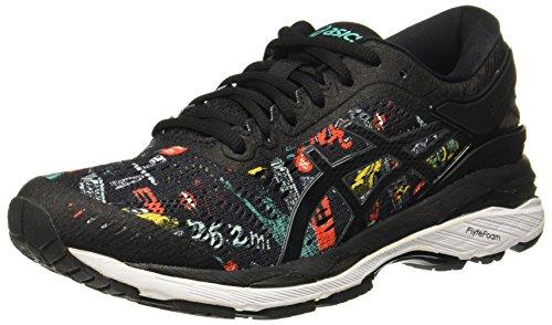 Asics Gel-Kayano 24 NYC Mujeres Running Trainers T7J9N Sneakers Zapatos (UK 6 US 8 EU 39.5