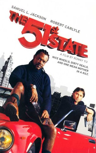 The 51st State Plakat Movie Poster (27 x 40 Inches - 69cm x 102cm) (2001)
