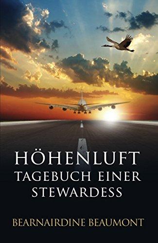 Lustige Piloten Kostüm - Höhenluft: Tagebuch einer Stewardess