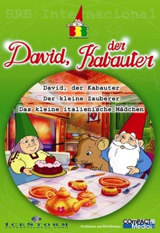 David, der Kabauter - Vol. 1