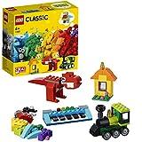 LEGO Classic - Mattoncini e idee, 11001