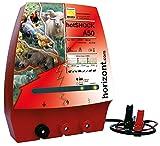 Weidezaungerät 12V 230V horizont hotSHOCK 3,0 5,0 Joule wahlweise mit GPS/SMS Odnungssystem, Sehr Schlagstark und somit ideal geeignet für schwer zu hütende Tiere, Wildabwehr (3,0 Joule)