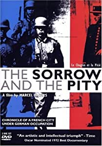 The Sorrow and the Pity [DVD]