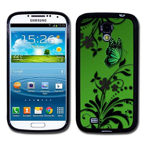 Housse étui coque de protection design de sélection de 2(5) handywelt-niefern Case Étui de protection en silicone TPU pour Apple iPhone 4/iPhone 4S