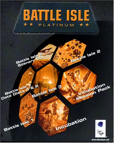 Battle Isle [Platinum]
