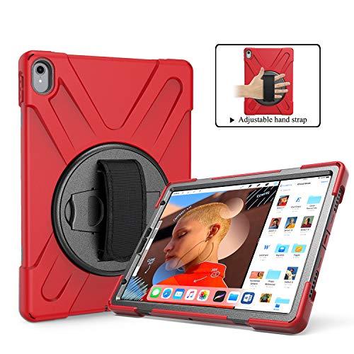 Obamono Hülle für iPad Pro 11 Zoll 2018, ultradünne, tropfenfeste, zuverlässige Schutzhülle Prämie-Material Voller Schutz Schlanke Tablette-Schutzhülle, speziell für iPad Pro 11 Zoll entwickelt