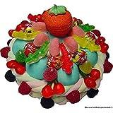 Bonbons Gourmands - Gâteau de Bonbon 590Gr